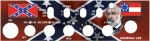 General Lee Rebel Faceplate